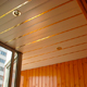 Потолки на балконе, лоджии