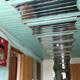 Потолки в офисе