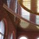 Потолки алюминиевые реечные